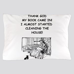 reader Pillow Case