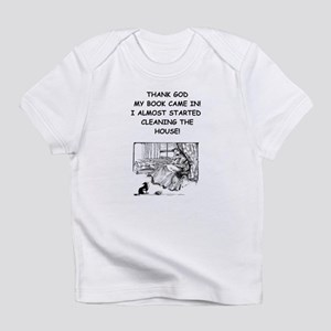 reader Infant T-Shirt