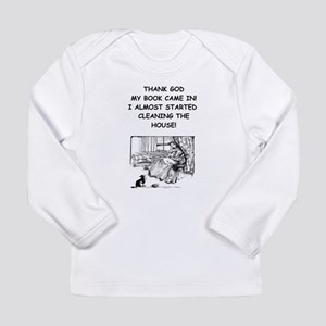 reader Long Sleeve T-Shirt