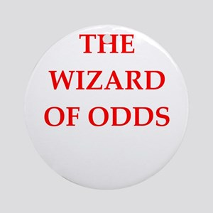 odds Ornament (Round)