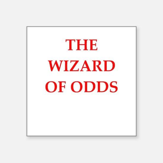 odds Sticker