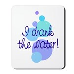 The Water Mousepad