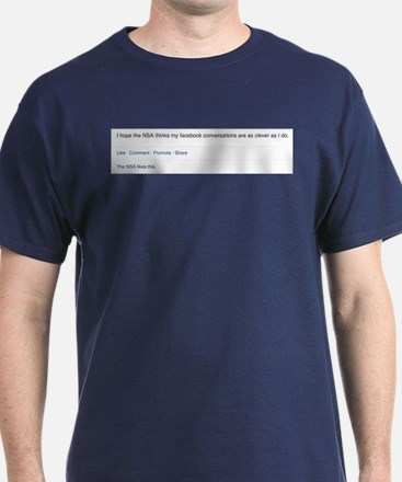 Cool Facebook like T-Shirt