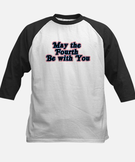 May the Fourth be with You Kids Baseball Jersey