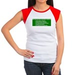 Uncle Aunty WHo?? Women's Cap Sleeve T-Shirt