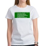 Uncle Aunty WHo?? Women's T-Shirt