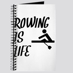 Rowing Is Life Journal