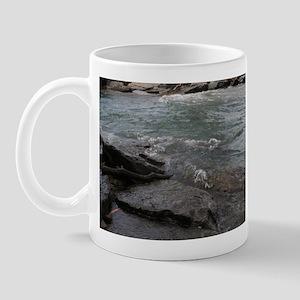 Coastal Rocks Mug