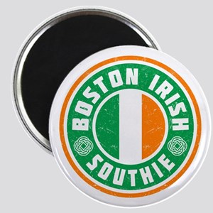 Boston Irish Southie Magnets