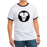 Puny-sher Mouse Skull Ringer T