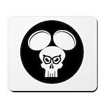 Puny-sher Mouse Skull Mousepad