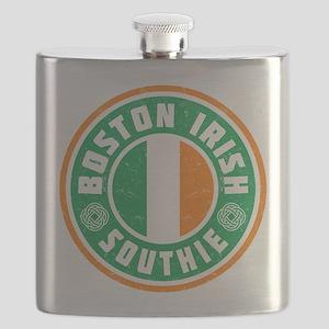 Boston Irish Southie Flask