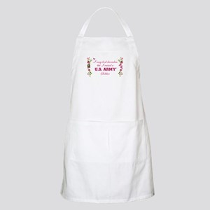 I Raised A Soldier Apron