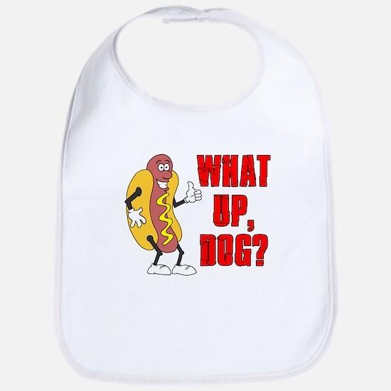 What Up, Dog? Bib