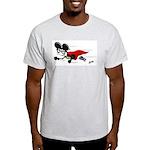 Superhero Al B. Mouse Light T-Shirt