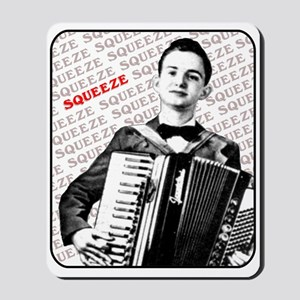 Squeeze Accordion Mousepad