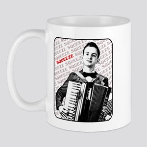 Squeeze Accordion Mug