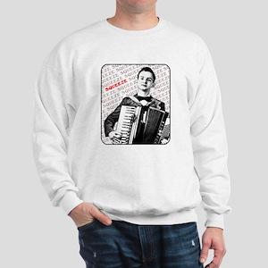 Squeeze Accordion Sweatshirt