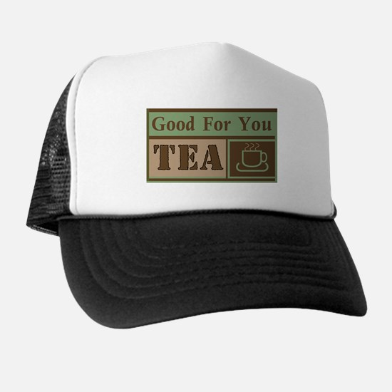 Tea Trucker Hat