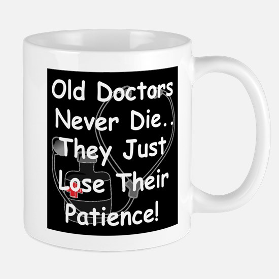 Old doctors Mugs