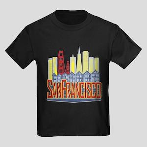 SF Golden Skyline T-Shirt