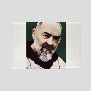 Padre Pio Magnets