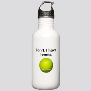 Cant I Have Tennis Water Bottle