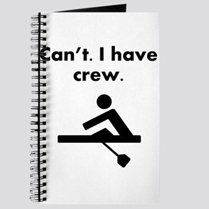 Cant I Have Crew Journal