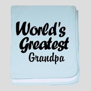 Worlds Greatest baby blanket