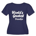 Worlds Greatest Plus Size T-Shirt