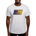 USS DANIEL WEBSTER Light T-Shirt