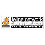 Feline Network Logo - Bumper Sticker