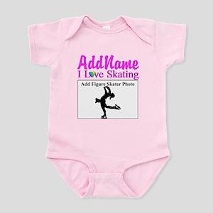 SUPER STAR SKATER Infant Bodysuit