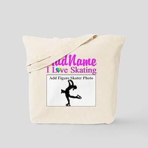 SUPER STAR SKATER Tote Bag