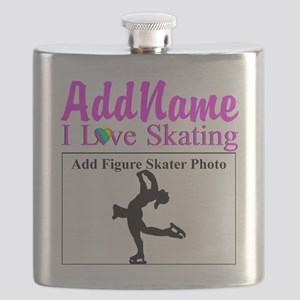 SUPER STAR SKATER Flask