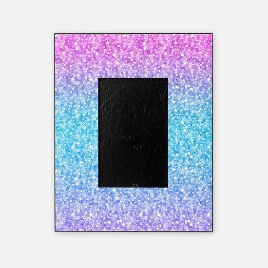 Cute Glitter Picture Frame