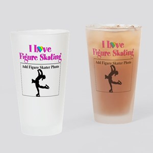 CHAMPION SKATER Drinking Glass