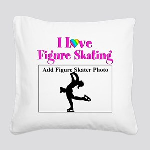 CHAMPION SKATER Square Canvas Pillow