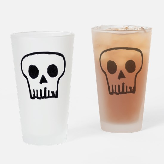 Unique Ray key Drinking Glass