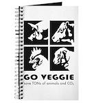 Go Veggie Journal