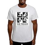 Go Veggie Light T-Shirt
