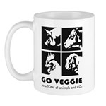 Go Veggie Mug