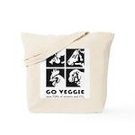 Go Veggie Tote Bag