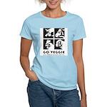 Go Veggie Women's Light T-Shirt