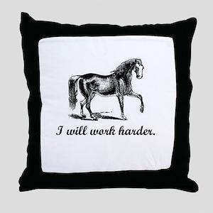 Boxer's Maxim Decor Throw Pillow