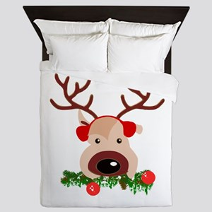 Christmas Queen Duvet