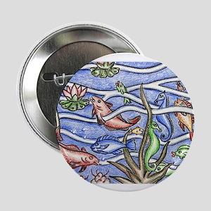Fish - Button