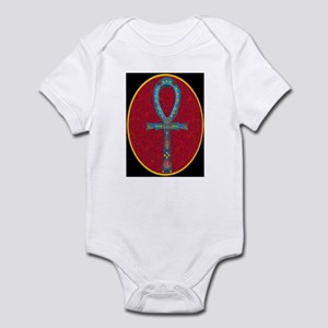 The Greant Ankh of Eternal Li Infant Bodysuit