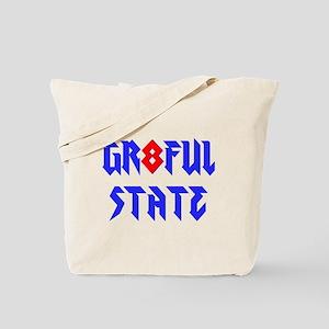GR8FUL STATE Tote Bag