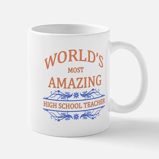 High School Teacher Mug